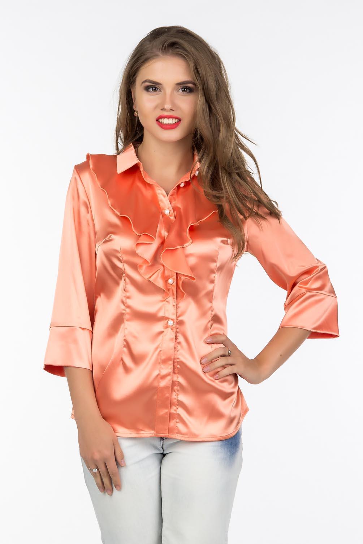 Атласная Блузка Купить