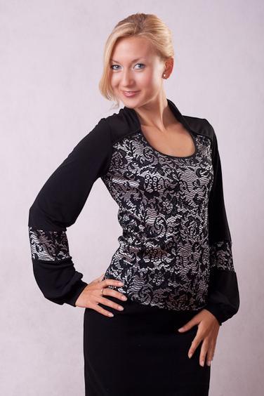 Кружевные Блузки 2014 Фото В Новосибирске