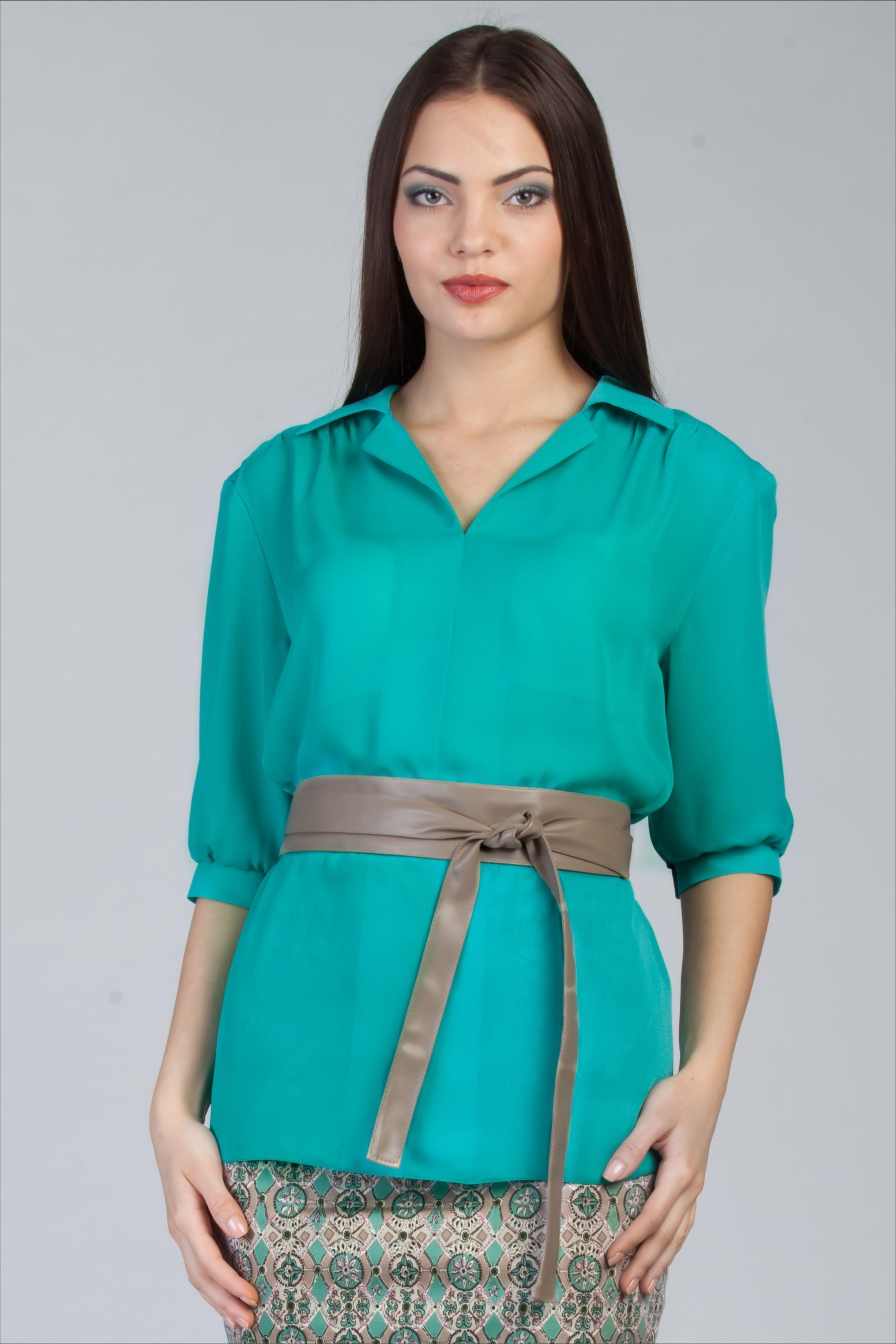 Блузки Яркие С Доставкой