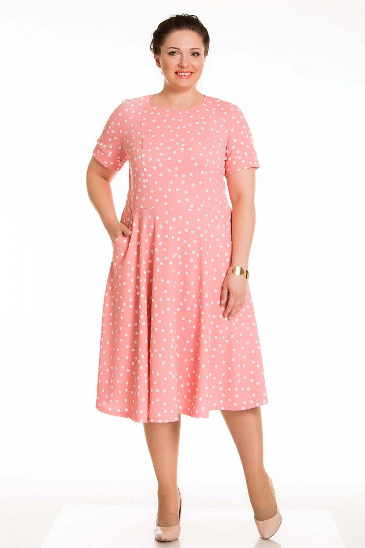 Платье на маленький рост и полную фигуру