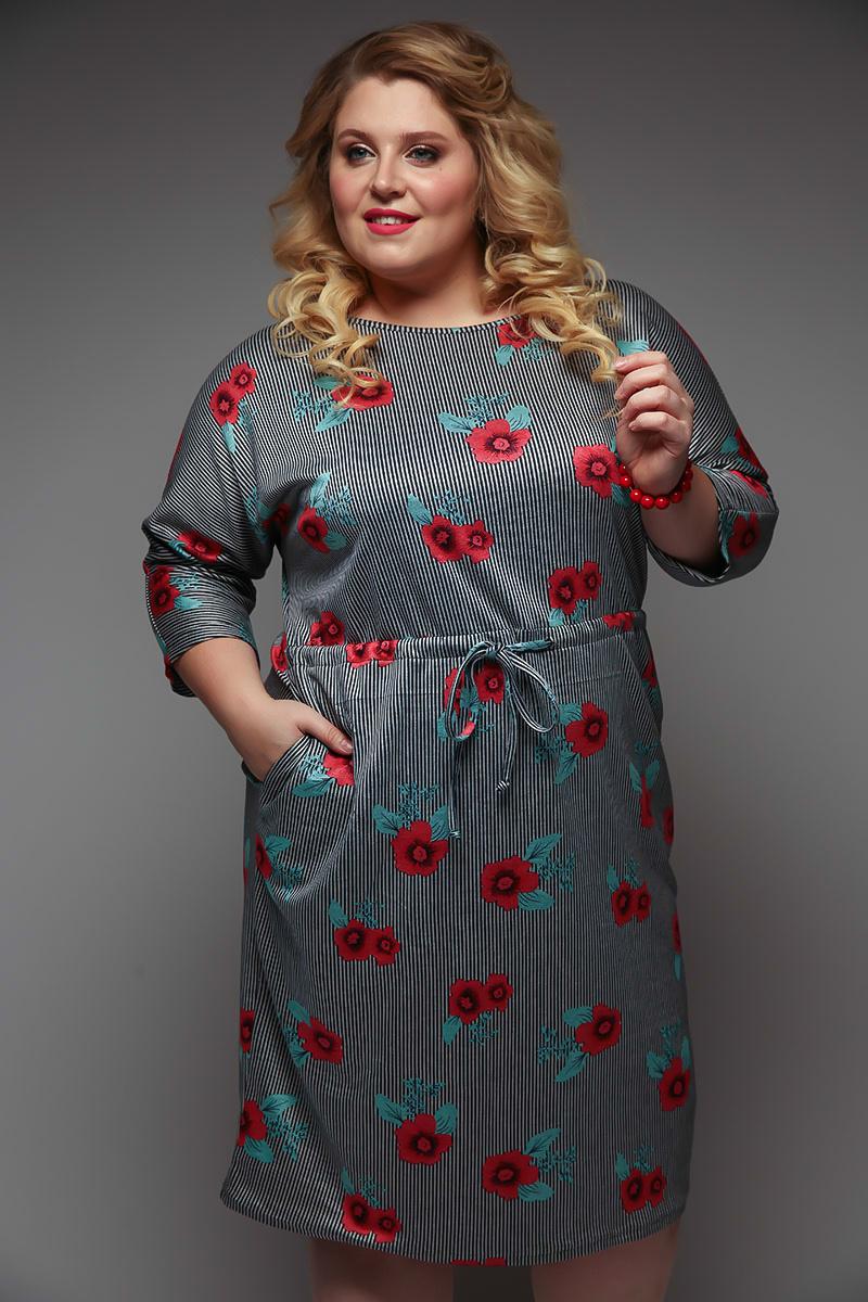 Платья 60 размера женские