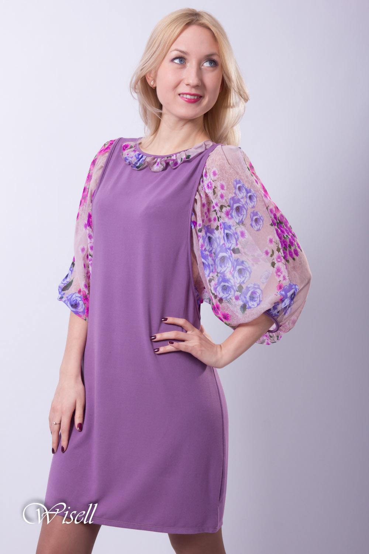 Платья шифоновые - Покажем как шить