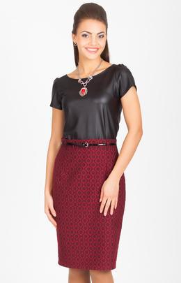 Стильные брюки и юбки для полных женщин и девушек   Интернет магазин ... d0d919cb383